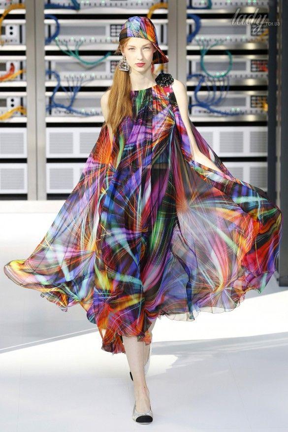 Коллекция Chanel прет-а-порте сезона весна-лето 2017_47
