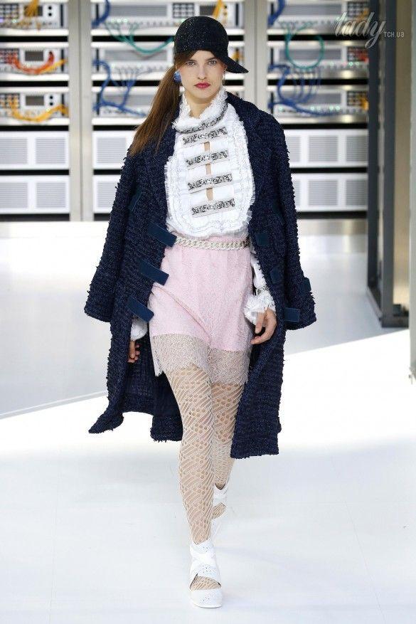 Коллекция Chanel прет-а-порте сезона весна-лето 2017_58