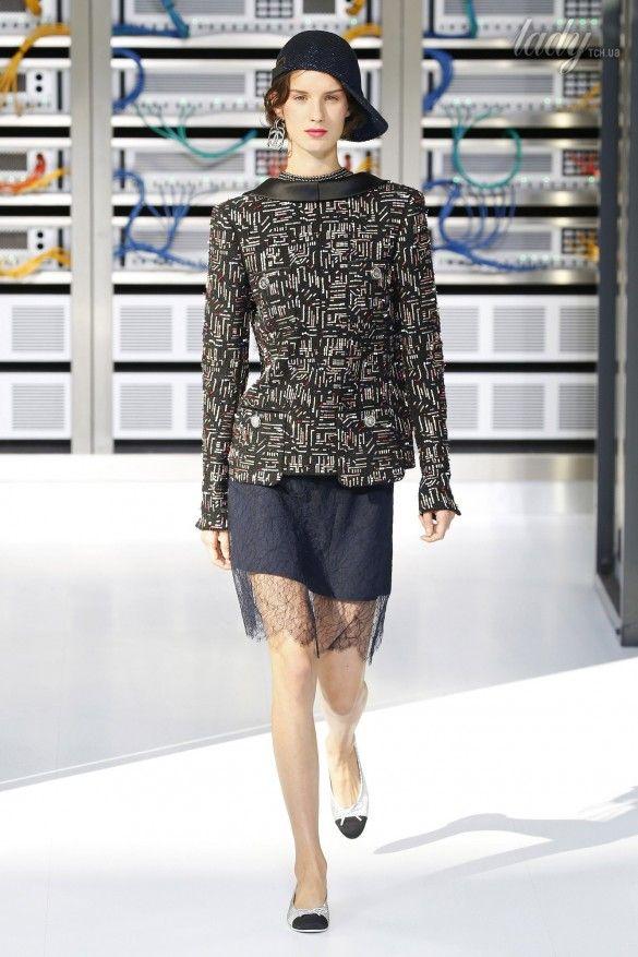 Коллекция Chanel прет-а-порте сезона весна-лето 2017_59
