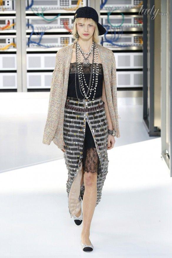 Коллекция Chanel прет-а-порте сезона весна-лето 2017_61