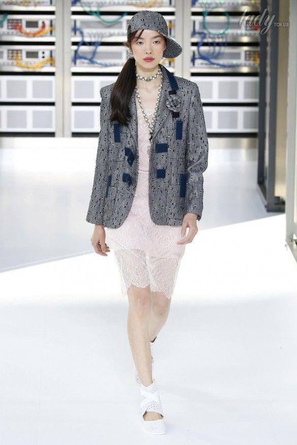 Коллекция Chanel прет-а-порте сезона весна-лето 2017_64