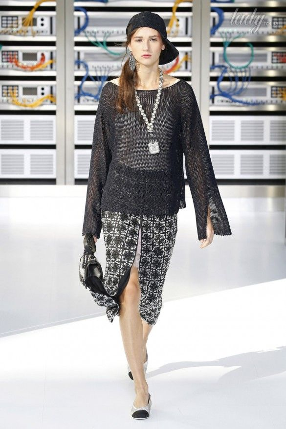 Коллекция Chanel прет-а-порте сезона весна-лето 2017_67