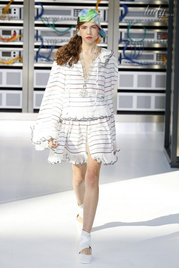 Коллекция Chanel прет-а-порте сезона весна-лето 2017_73