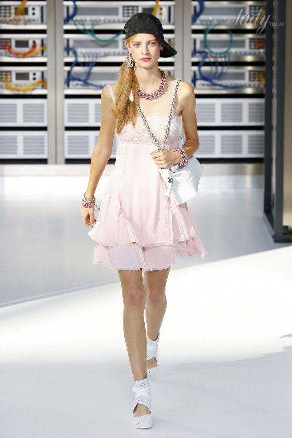 Коллекция Chanel прет-а-порте сезона весна-лето 2017_80