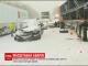 В США из-за непогоды столкнулись около 60 автомобилей