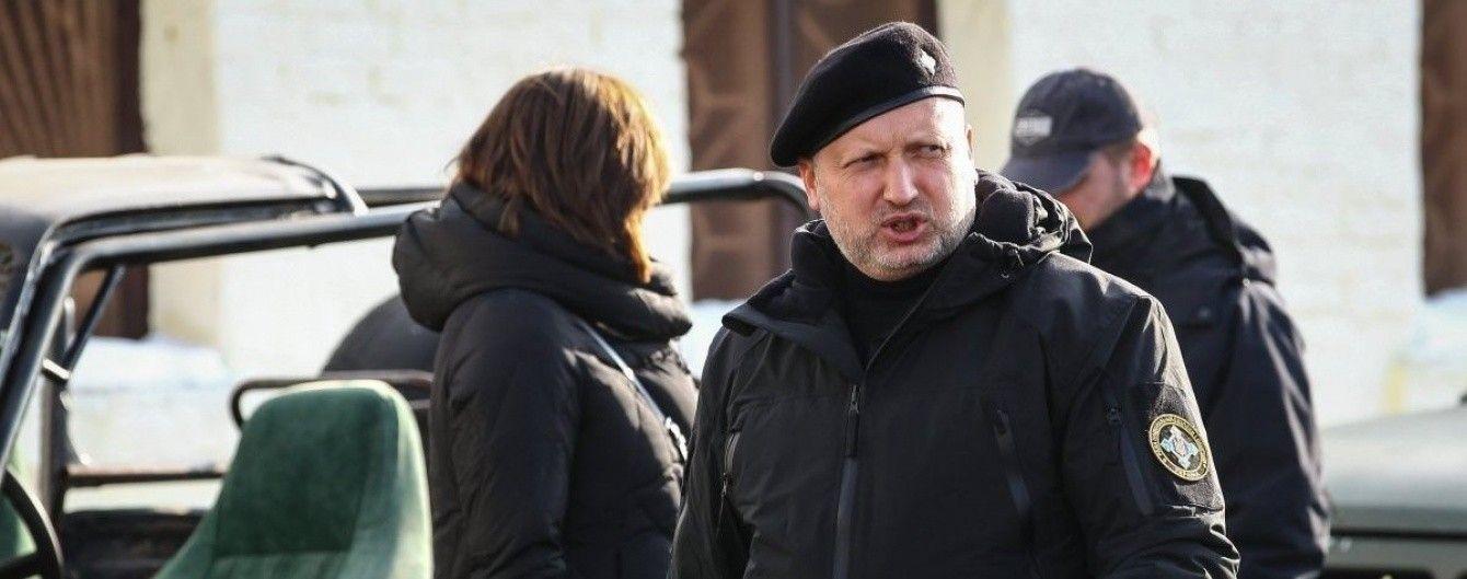 Кремль продовжує готуватися до повномасштабної війни – Турчинов
