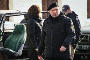 Турчинов назвав кількість кримських силовиків, які зрадили Україну 2014 року