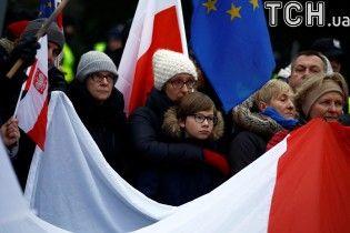 Польська опозиція вимагає відставки маршалка Сейму