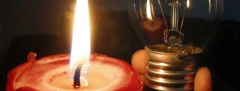 Больше половины жителей Измаила вторые сутки сидят при свечах