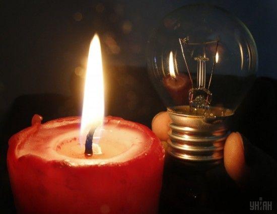 Більше половини жителів Ізмаїла дві доби просиділи при свічках