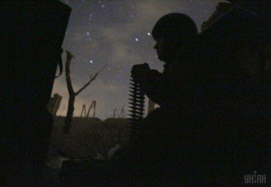 Бойовики двічі гатили по українських військових. Хроніка АТО