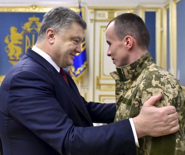 ВУкраинском государстве  сняли «героический» фильм окиборгах— Они уничтожали Донбасс