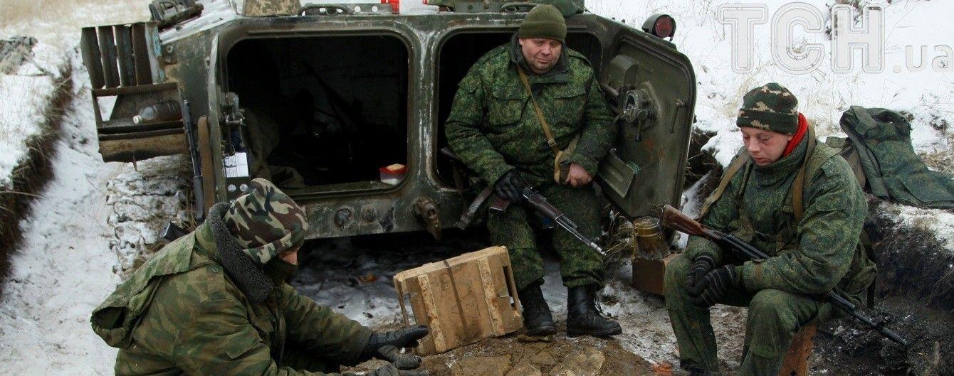 """Командиры боевиков """"штрафуют"""" подчиненных в пользу собственного кармана – разведка"""