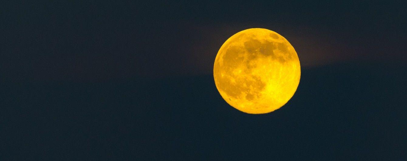 Вчені назвали точний час появи Місяця