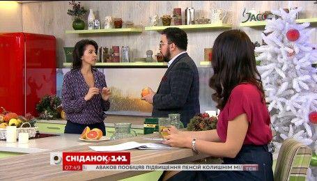 Говоримо з Галиною Незговоровою про користь і особливості вживання грейпфрутів