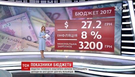 На что Украина будет тратить государственные средства в новом году