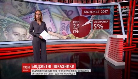 Главное, что нужно знать украинцам из госбюджета-2017