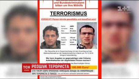 Стало известно имя подозреваемого в совершении теракта в Берлине