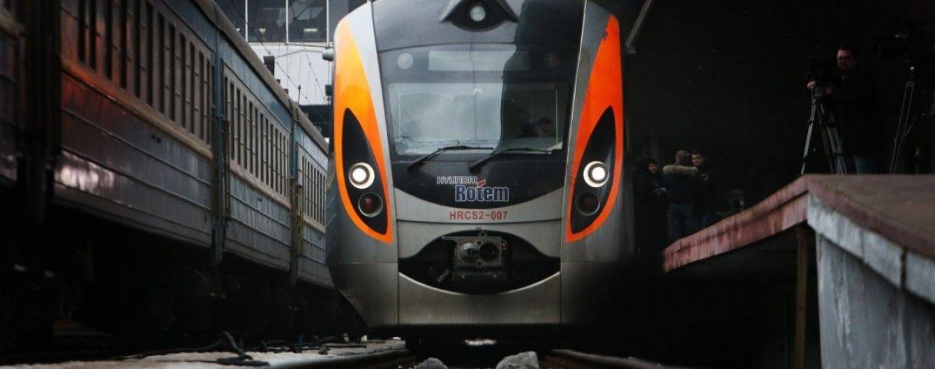 Урочисте відправлення: з Києва до польського Перемишля вирушив перший безвізовий потяг