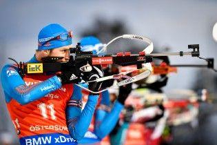 Росія втратила етапи Кубка світу з біатлону і ковзанярського спорту