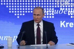 Путин рассчитывает на улучшение отношений с Украиной