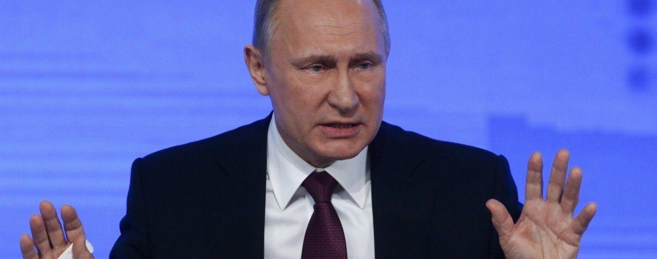 Перший гучний скандал року. Путіна назвали замовником масштабних кібератак на США