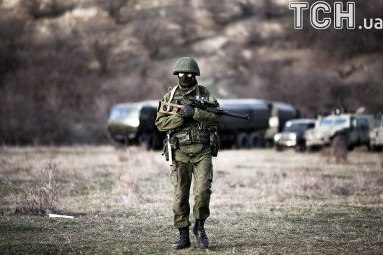На Донбасі бойовики побили російського офіцера, який їм погрожував зброєю – ГУР