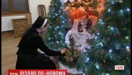 Первый день Рождества встречают христиане западного обряда