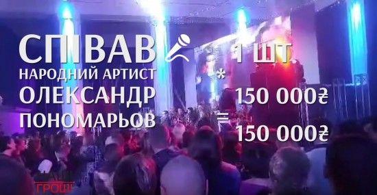 Тисячі доларів за вечір: скільки українські зірки заробляють на новорічних корпоративах