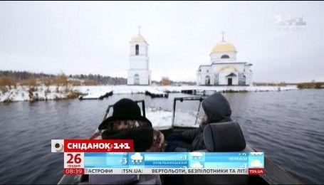 Мой путеводитель. Киевщина - затопленное село и самая большая киностудия