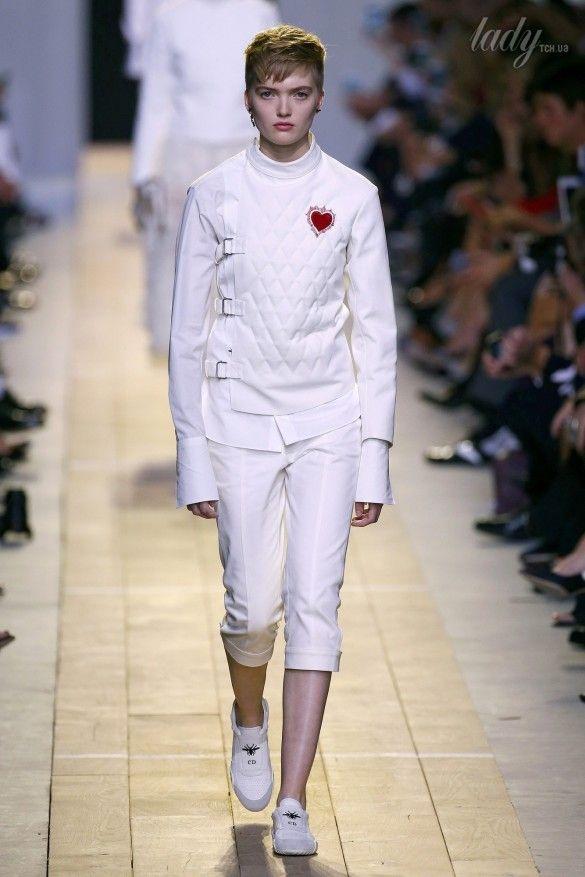 Коллекция Christian Dior прет-а-порте сезона весна-лето 2017_1