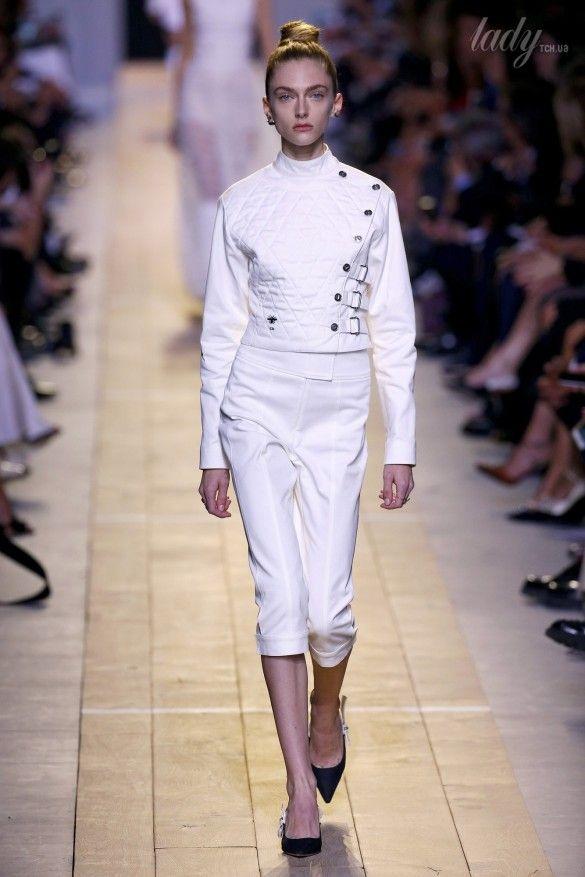 Коллекция Christian Dior прет-а-порте сезона весна-лето 2017_4