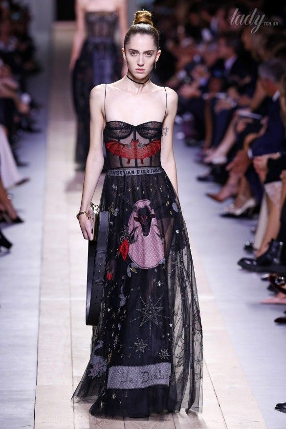Коллекция Christian Dior прет-а-порте сезона весна-лето 2017_63