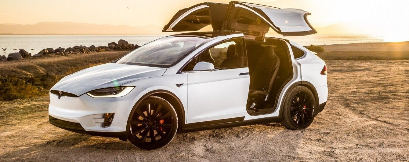 Tesla Model X не поддается угонам