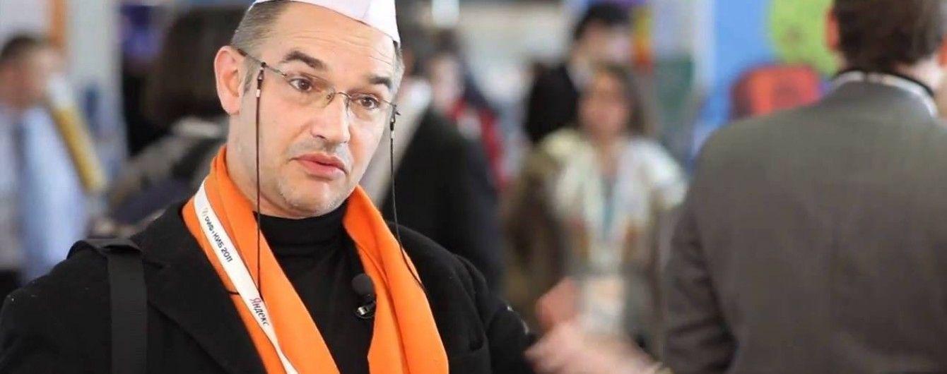 Помер відомий російський блогер Антон Носик