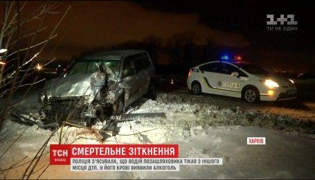 В Харькове врачи борются за жизнь супругов, попавших в жуткую аварию