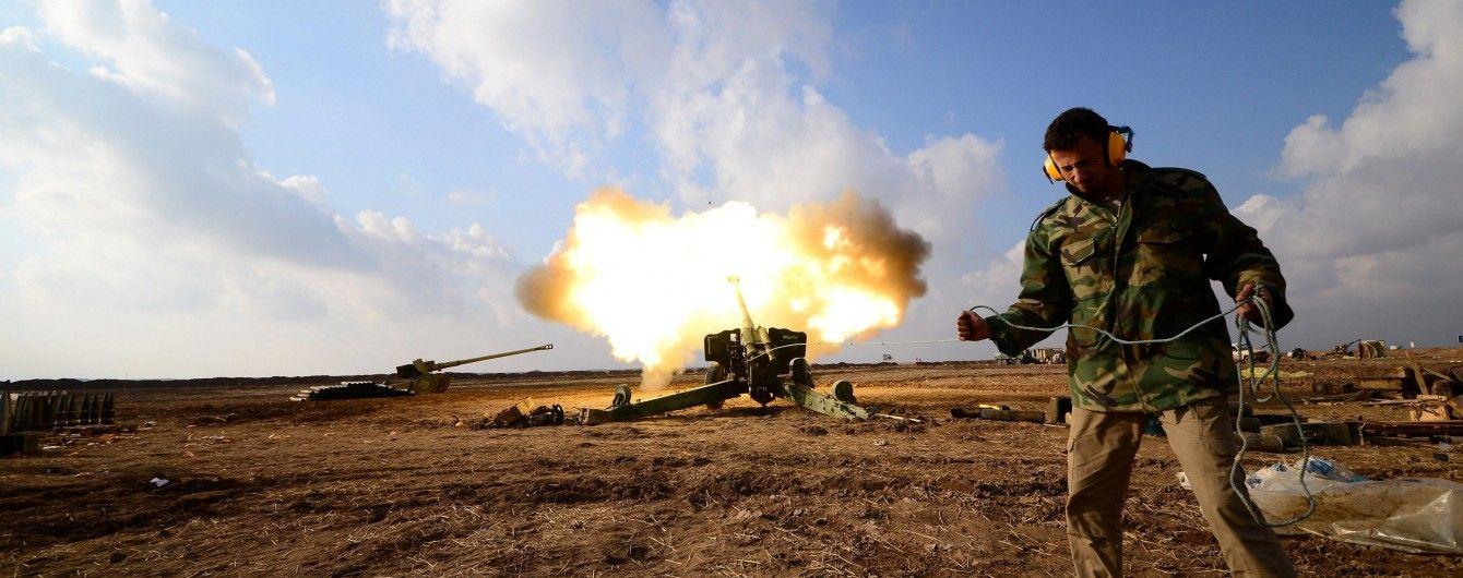 Іракські війська розпочали наступ всередині Мосула