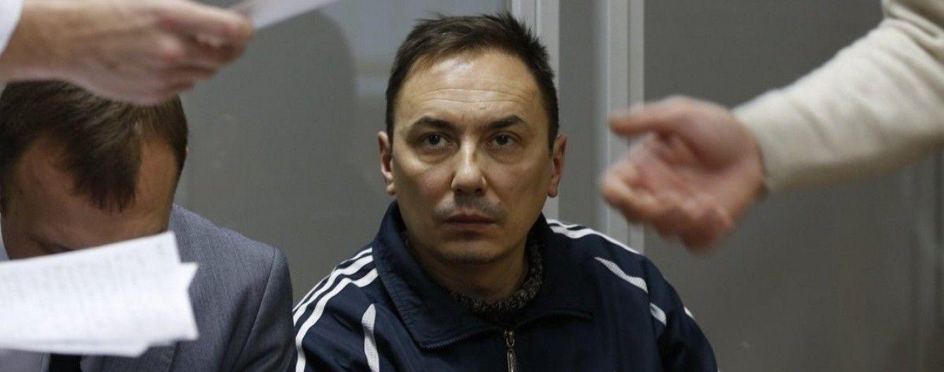 Підозрюваному у держзраді полковнику Без'язикову подовжили тримання під вартою