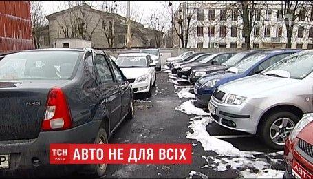 Знижені акцизи для вживаних авто не дали змогу українцям купляти транспорт набагато дешевше