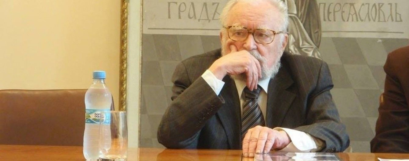 Украина простилась с гением мысли Мирославом Поповичем