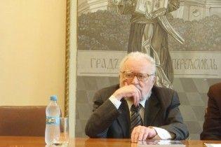 Україна простилася з генієм думки Мирославом Поповичем