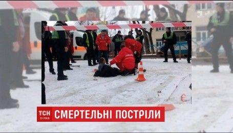 В Хмельницком патрульные застрелили мужчину