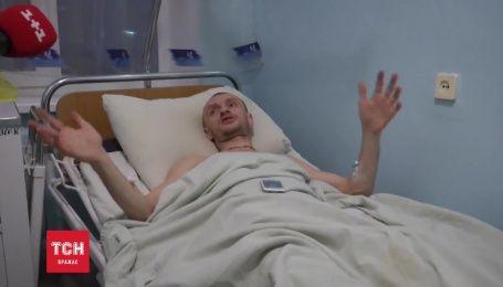 Мужчина, в которого стрелял Пашинский, рассказал подробности инцидента