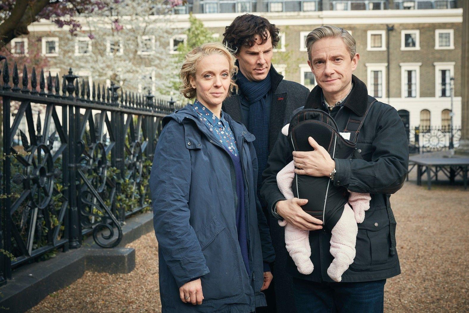 Звёзды «Шерлока» повздорили из-за фанатов сериала