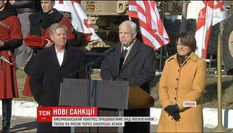 Американський конгрес працюватиме над посиленням санкцій проти Росії