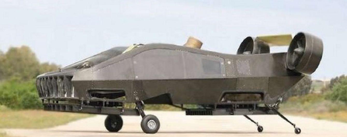 Ізраїльські науковці створили летючу машину і готують її до продажу за 14 мільйонів доларів