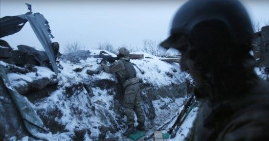 Волонтер повідомив про розгром позиції бойовиків на Світлодарській дузі
