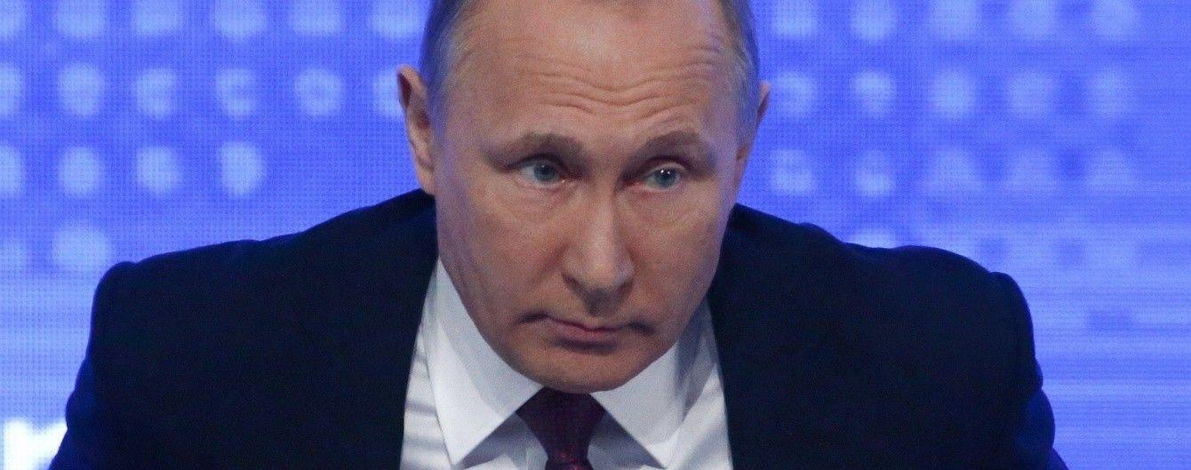 Путін розповів про вибір свого наступника