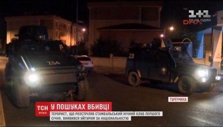 Выяснили личность мужчины, устроившего стрельбу в ночном клубе Стамбула в новогоднюю ночь