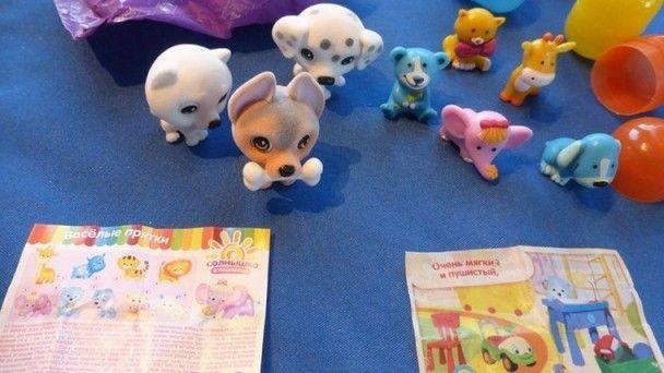 Несподівані подарунки: в Німеччині на берег викинуло тисячі іграшок LEGO і Kinder